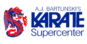 A.J. Bartlinski's Karate Supercenter Logo