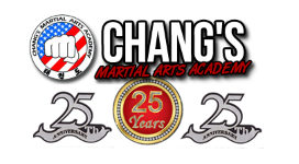 Chang's Martial Arts Academy Logo