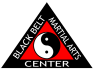 Black Belt Martial Arts Center Logo