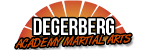 Degerberg Academy Of Martial Arts Logo