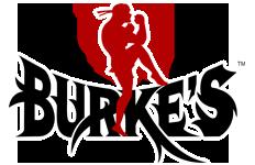 Burke's Martial Arts Logo