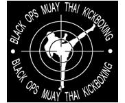 Black Ops Fitness Logo