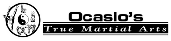 Ocasio's True Martial Arts Logo