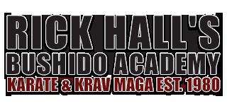 Rick Hall's Bushido Karate Academy Logo