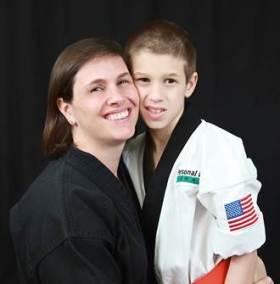 Personal Best Karate Barbara Mosca