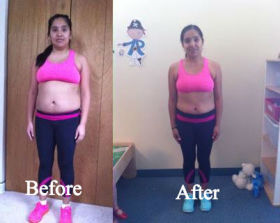 Alma Mata - Lost 20 pounds since starting at Oasis