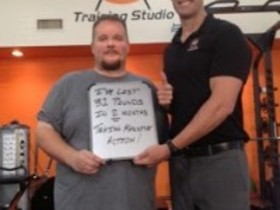 Axis Training Studio Jon Ellison