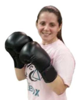 Personal Best Karate Maryann Martin