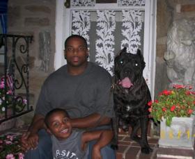 Bodyguard Cane Corso Cameron Jones