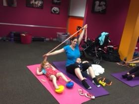 Active Mum Linda Findlayson