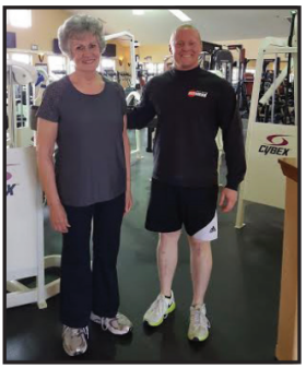 Oak Creek Fitness Darlene Konkel - 65 Years Old