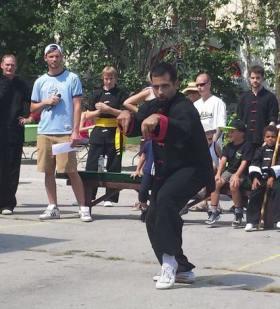 Niagara Kung Fu Academy Jim S.