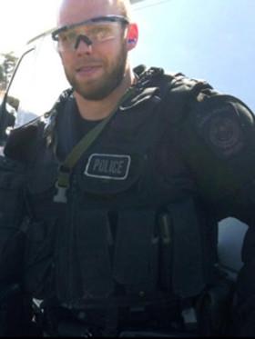 West London Crossfit Jordan 'GORD' Dufton - Police Officer