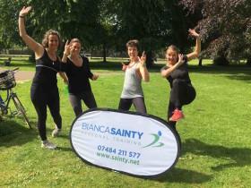Bianca Sainty Personal Training Cathy S