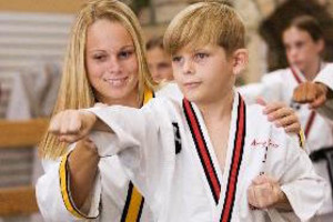 Amerikick Martial Arts Kids Karate