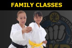 Ayerst Choi Kwang Do Family Martial Arts