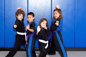 World Champion Karate Kids Martial Arts