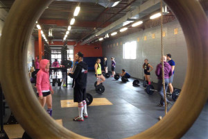 West London Crossfit Team Training