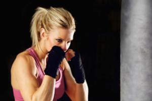 Active Mum Cardio Kickboxing