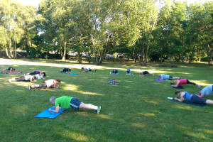 FastTrack Fit Camp Group Fitness