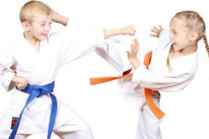 Martin's ATA Kids Martial Arts