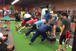 K.O.R.E. Wellness Group Fitness Training