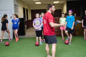 CrossFit Ares Athlete Training