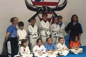 American Sport Karate Centers Little Dragons