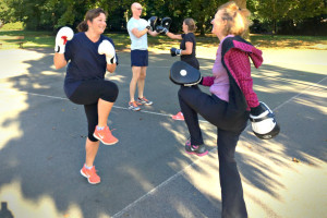 Bianca Sainty Personal Training Small Group Personal Training