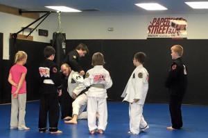 Paper Street Brazilian Jiu Jitsu Kids Martial Arts