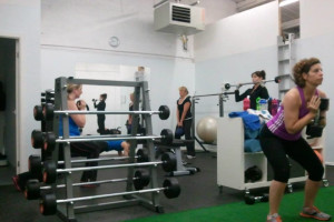 Diligent Fitness Group Training