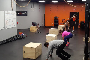 Strong Together Roxbury CrossFit