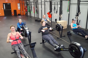 Strong Together Roxbury Group Fitness