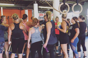 Strong Together Hackettstown Group Fitness