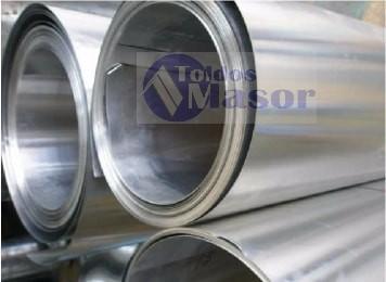 gallery/rollo aluminio