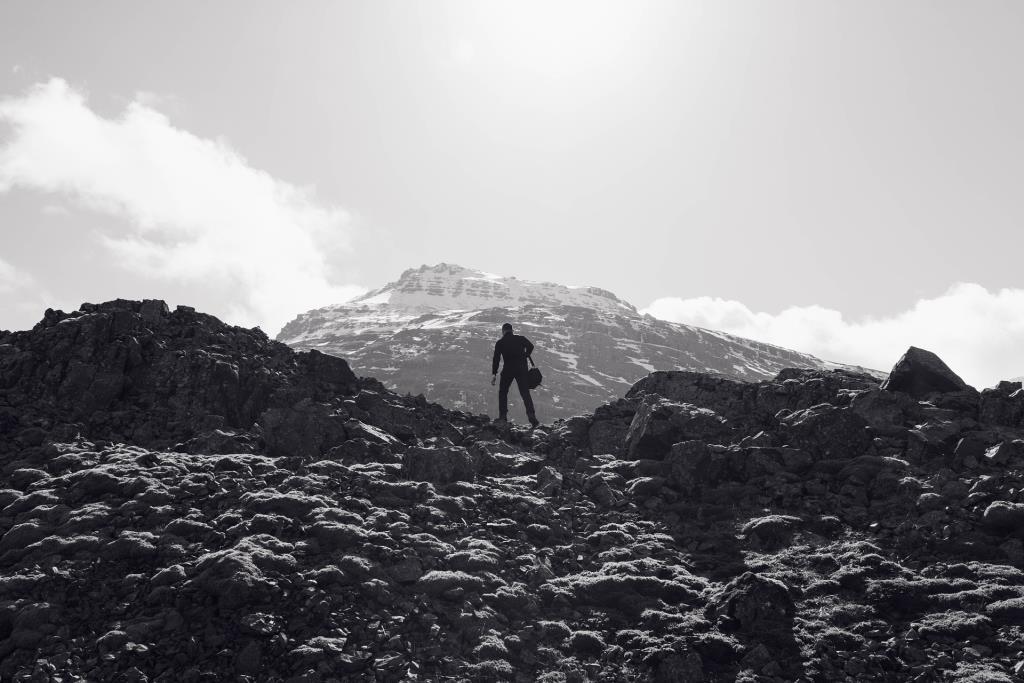 Am Ziel einer steinigen Projektreise lohnt sich ein Rückblick auf den zurückgelegten Weg