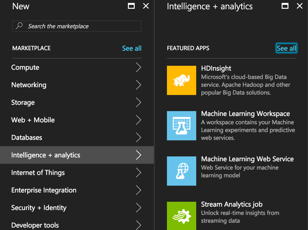 Azure HDInsight 3.6 Preview with Apache Spark 2.1