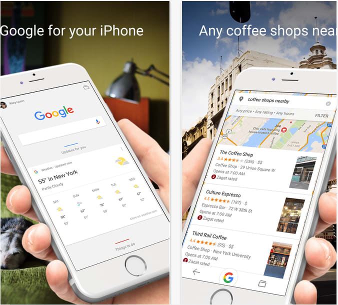 Google App for iOS