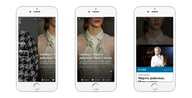 Share Multiple Instant Articles in One Post