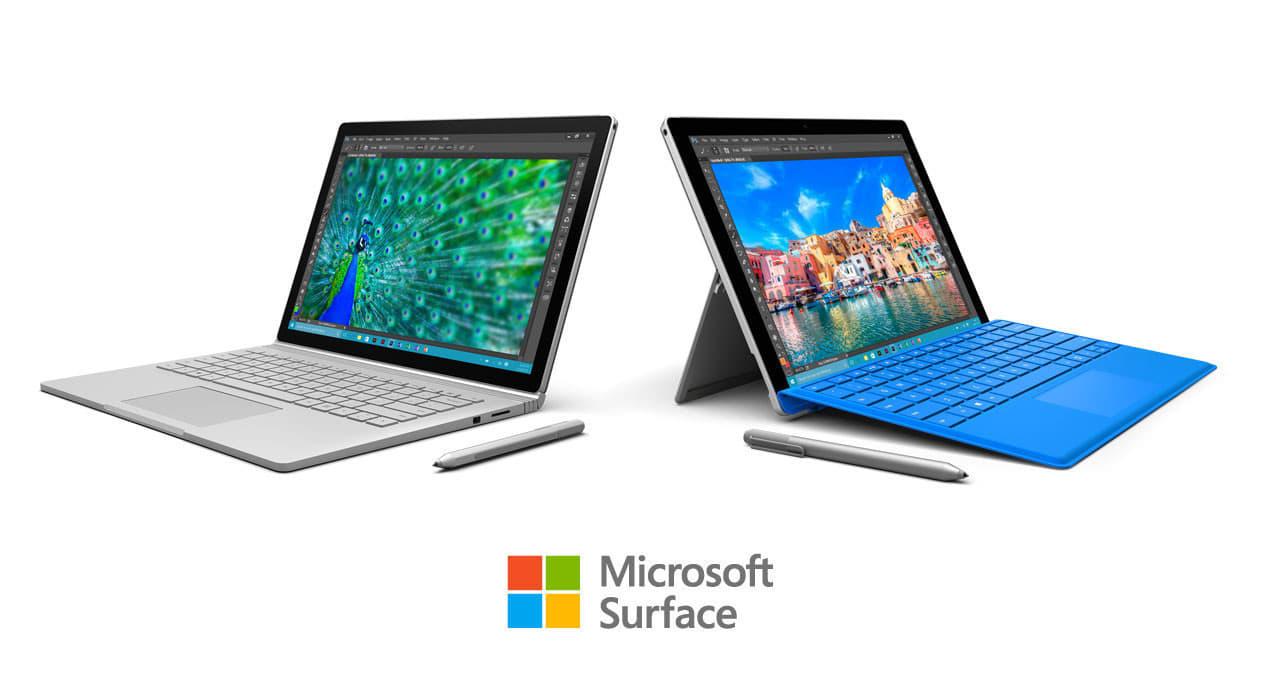 Microsoft Surface Wake-on-LAN