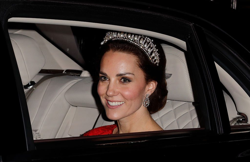 Is kate middleton a princess or a duchess