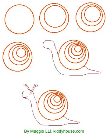 Kiddyhouse com snails