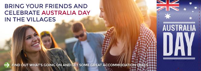 Australia Day 2015 on Mt Dandenong