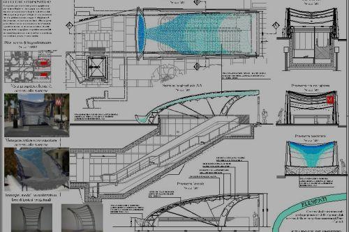 Concorso di idee per la progettazione delle coperture for 2 idee di progettazione di garage per auto
