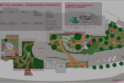 Idee Per Il Giardino Di Casa : Concorso di idee per la realizzazione di un giardino e opere nello