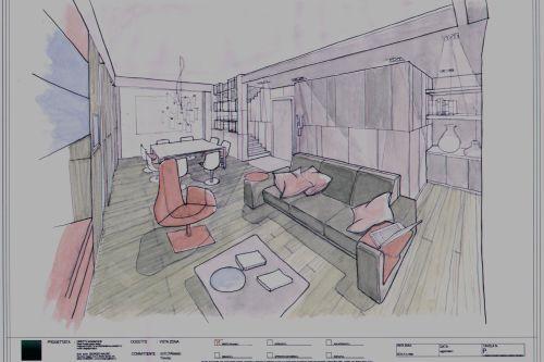Ristrutturazione e architettura degli interni di for Architetto interni