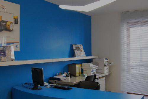Office sai insurance · antonio perrone architetto