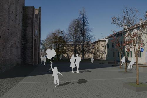 Ecco i progetti vincitori per riqualificare piazza roma e piazza volta