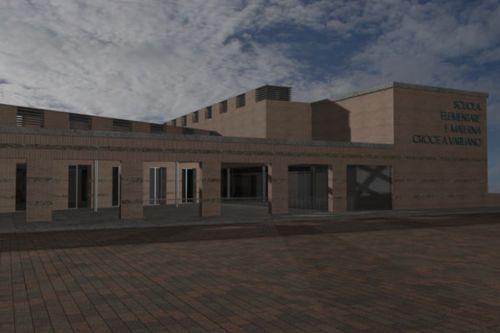 Scuola Elementare E Materna. Bagno A Ripoli · Studio Torre Group srl