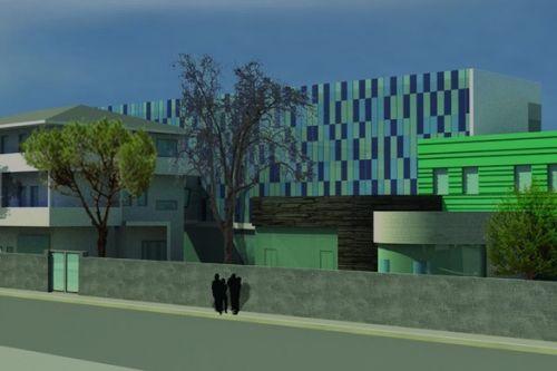 Progetto di una casa di accoglienza per disabili - Progetto casa pescara ...